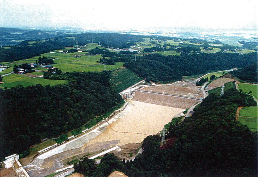 大谷川総合開発事業大谷ダム