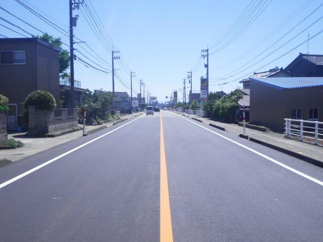 舗装補修工事