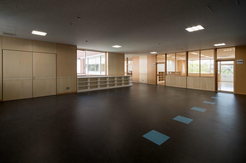 桜井中学(室内1)